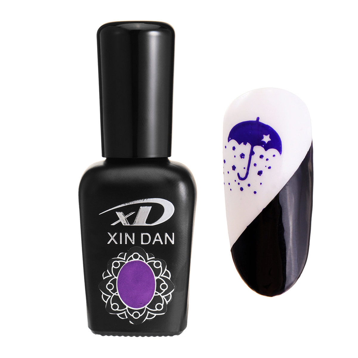 Nail Stamping Gel Polish Nail Printing Nail Polishes Set