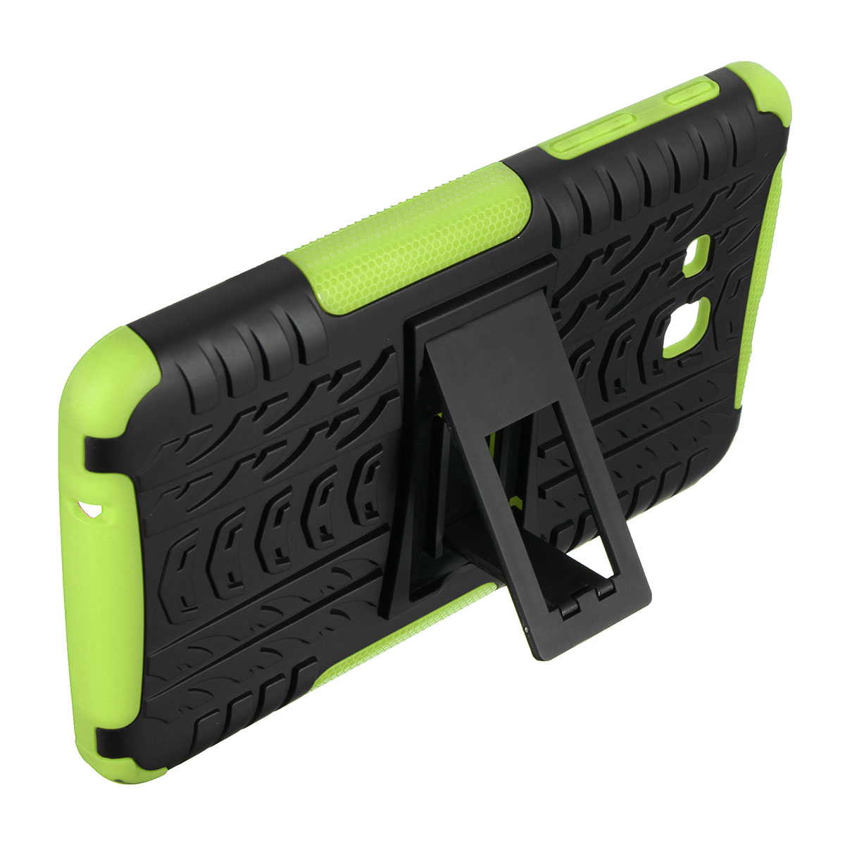 Shockproof TPU PC Hybrid Kickstand Holder Case Cover For Samsung Galaxy Tab E Lite 7.0 T113