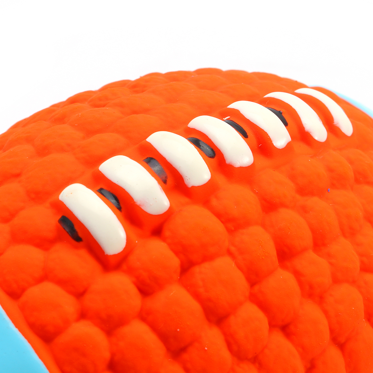 Yani DCT-3 Dog Toys Squishy Soft Bouncing Latex Ball Fetch Throw Balls Sound Training Teeth Toy