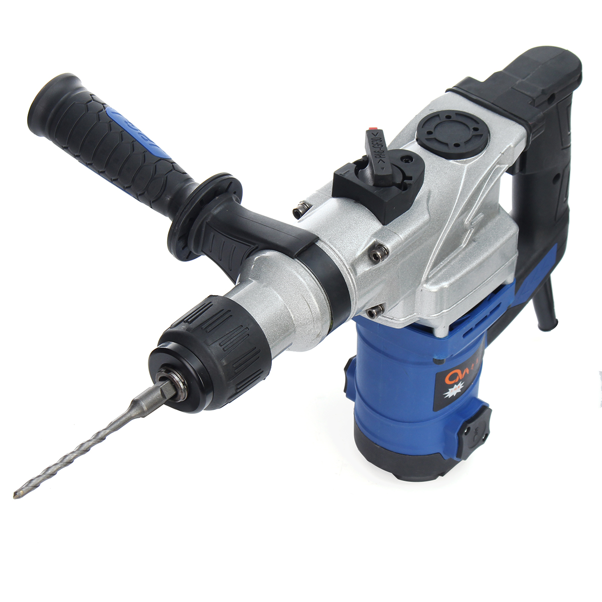 1850W Electric Hammer Drill Functional Household Professional Add 4 drill