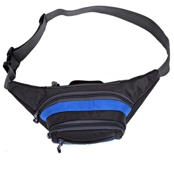 Men Women Sports Waist Bags Outdoor Light Hinking Running Crossbody Bags