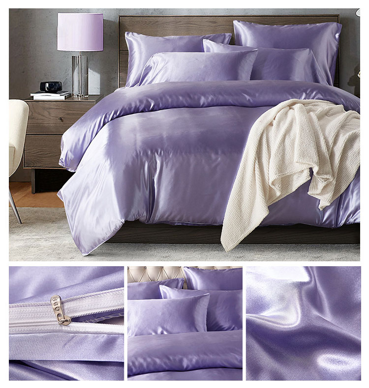 Bedding Set Home Textile King Size Bed Set Bedclothes Duvet Cover Flat Sheet Pillowcases