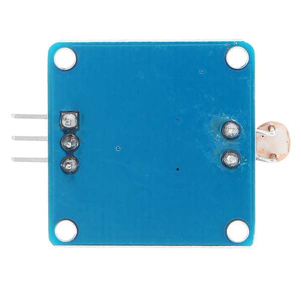 5Pcs Light Sensor Module Light Photosensitive Sensor Board Light Intensity Sensor Module For Arduino