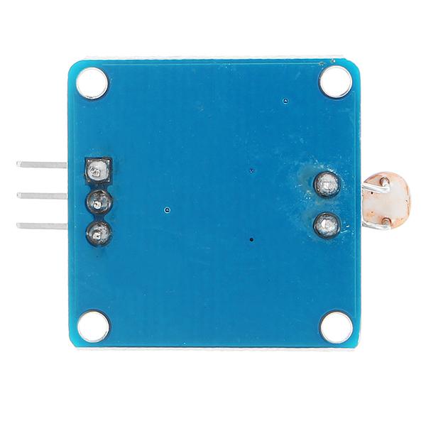 5Pcs Light Sensor Module Light Photosensitive Sensor Board Light Intensity Sensor Module For Arduino
