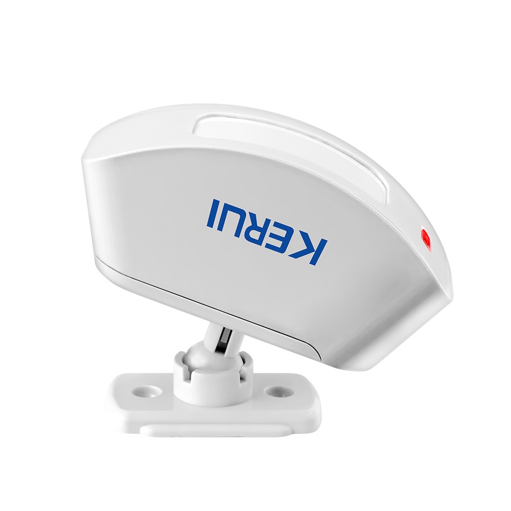 KERUI P817 433MHz Wireless Ceiling Curtain PIR Detector Infrared Sensor for Security Alarm System