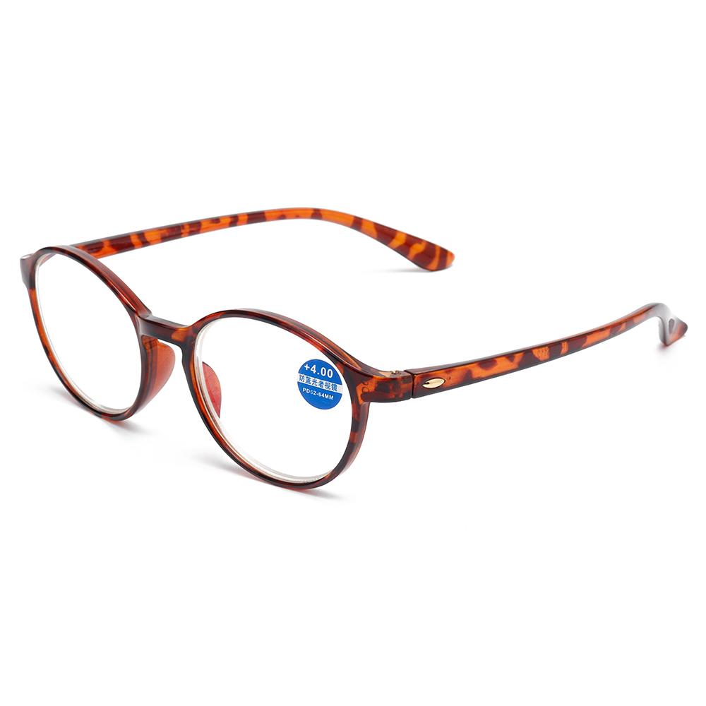 Round Frame Computer Presbyopic Eyeglasses