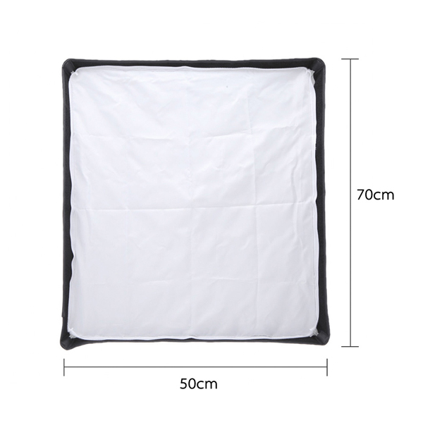 Godox 50 x 70cm Portable Reflector Umbrella Studio Softbox for Speedlight Flashlight