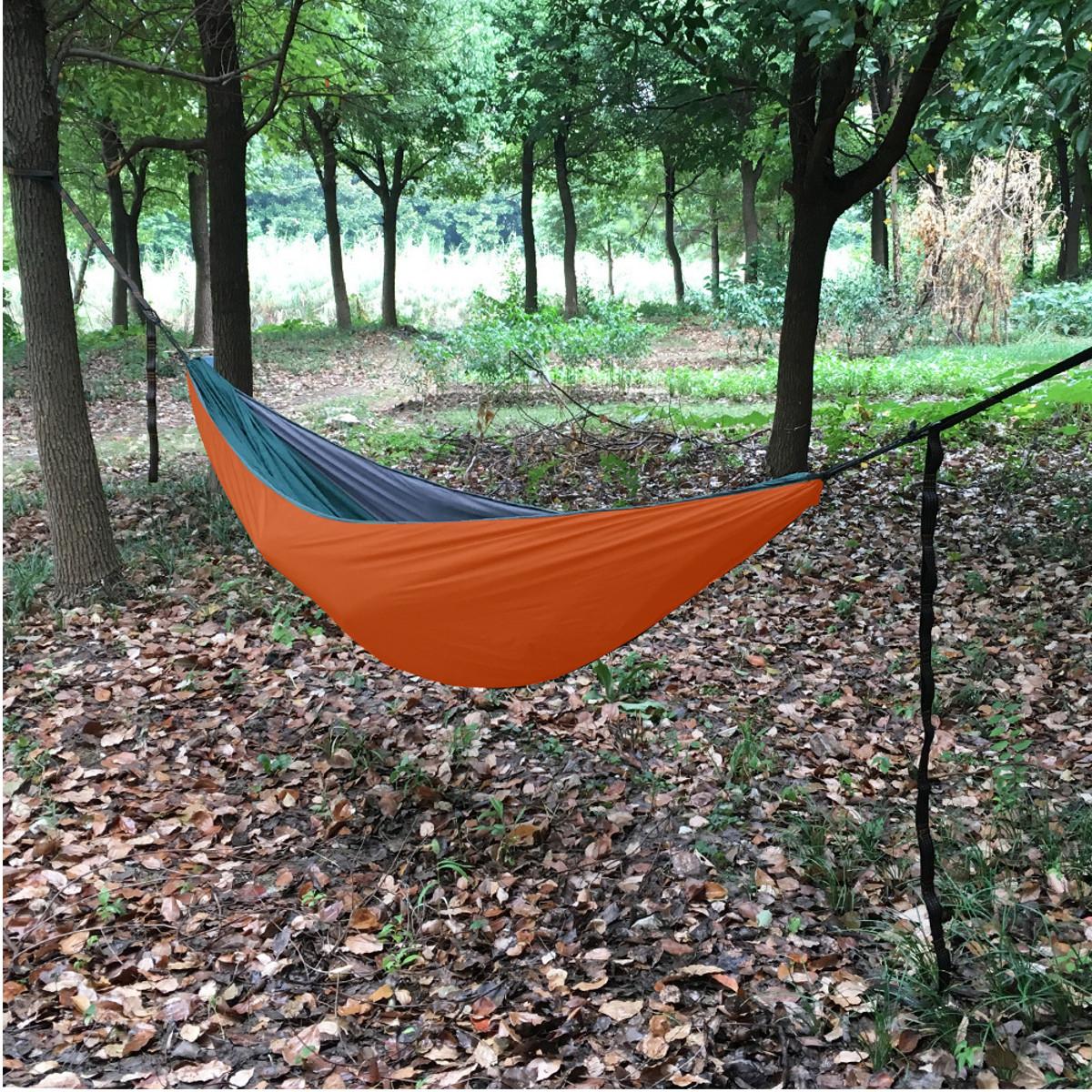Camping Hammock Underquilt Outdoor Winter Down Warm Sleeping Bag