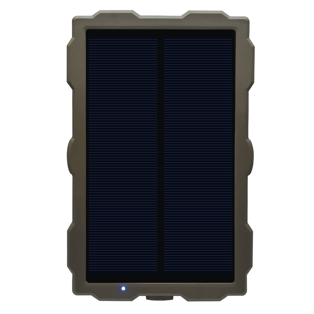 S15W Solar Power Charger Hunting Camera Dedicated Water