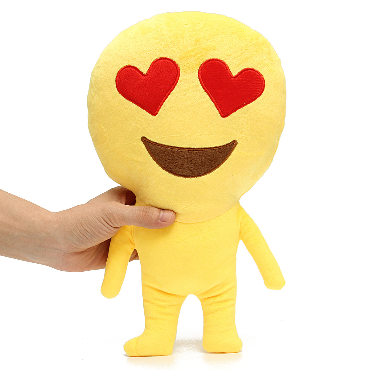 Cute Emoji Poo Throw Pillows Cushion Stuffed Plush Doll Toys Home Sofa Decor