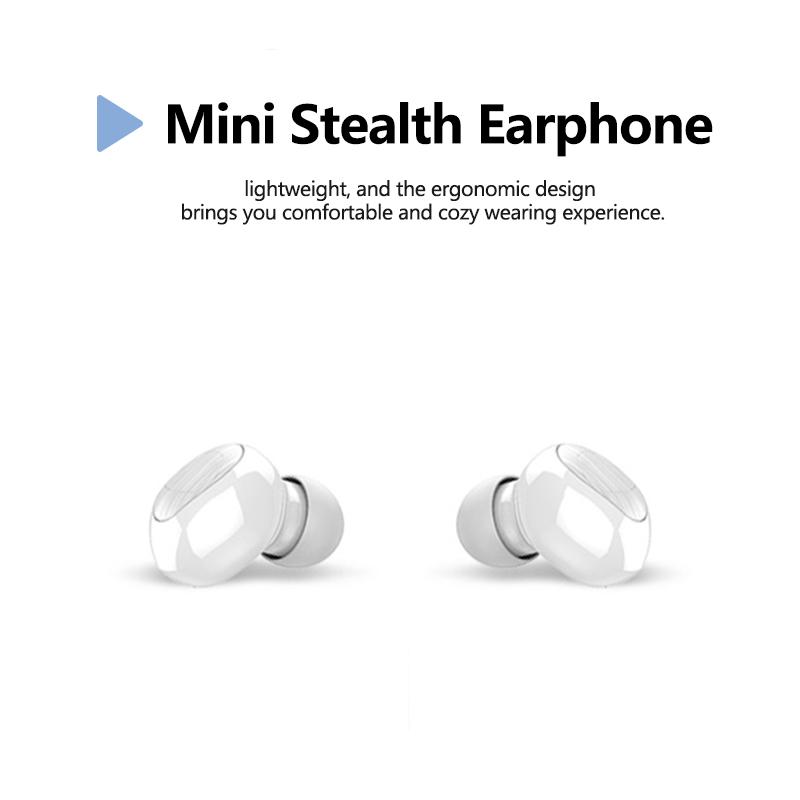 bluetooth 5.0 True Wirless TWS Hifi Earphone Binaural Call Noise Reduction IPX5 Waterproof Earbuds With Rotating Charging Box for Apple Xiaomi