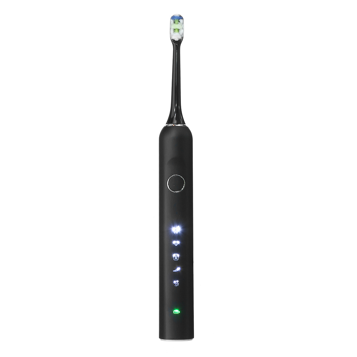 Waterproof Rechargeable Sonic Electrric Toothbrush Upgraded Ultrasonic Electric Toothbrush