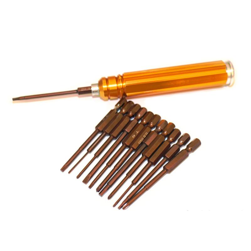 12 in 1 Screwdriver Repair Tool Set For DJI Phantom 3 4 RC Models