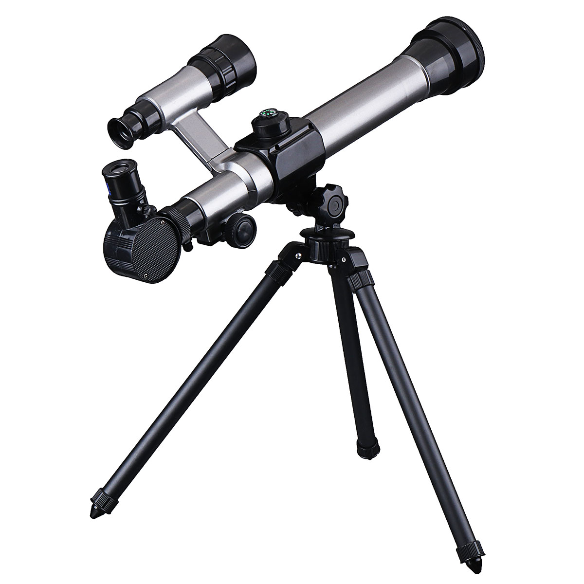 170mm Kids Beginner Astronomical Refractor Telescope Outdoor Camping Refractive Eyepieces Tripod
