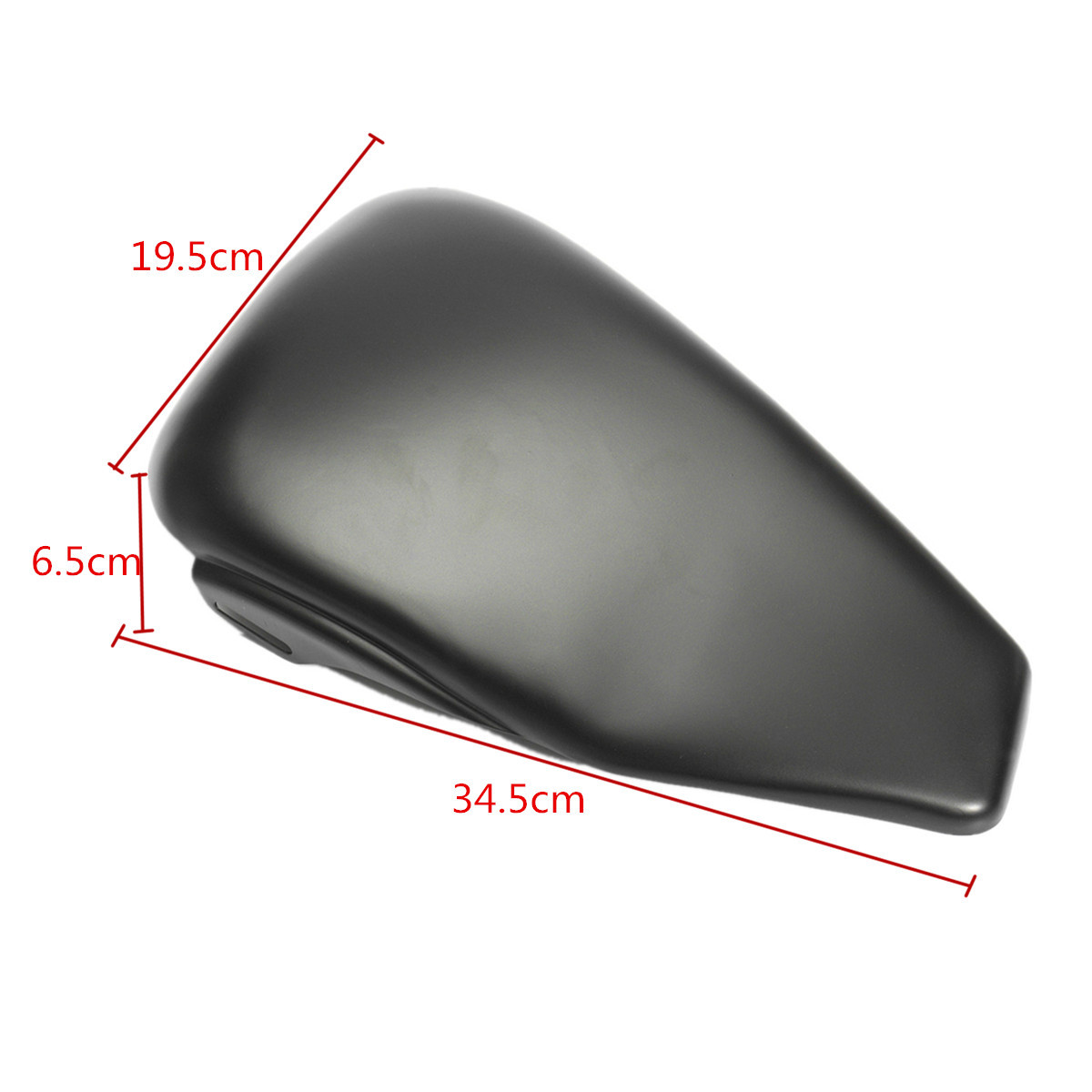Matte/Glossy Left Side Battery Cover For Harley Sportster XL883 XL1200 2004-2013