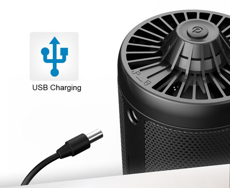 Loskii LM-707 USB Powered Smart LED UV Mosquito Killer Trap Lamp Flies Killer