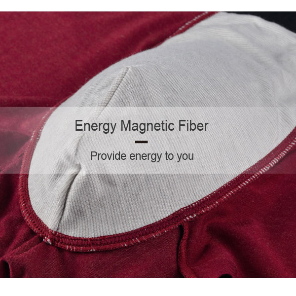 Mens Seamless Modal Copper Fiber Magnetic Therapy Underwear