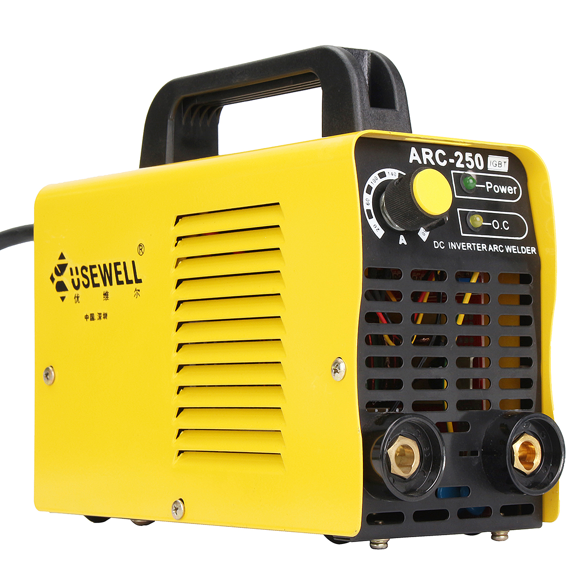 Usewell 220v 50hz 160amp Welding Inverter Portable Wiring Up A Machine
