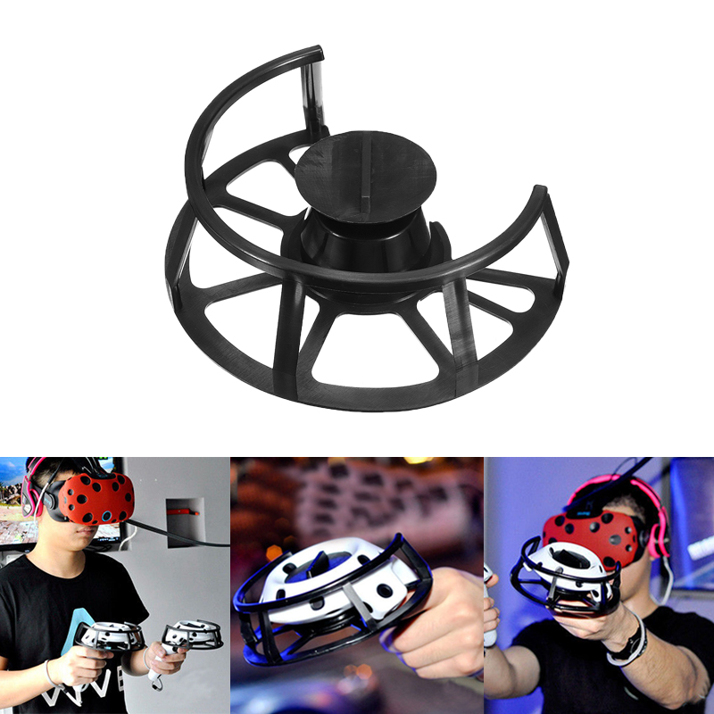 Anti-break Silicone Shell Cover Skin For HTC Vive VR Controller Handle Collision Protection