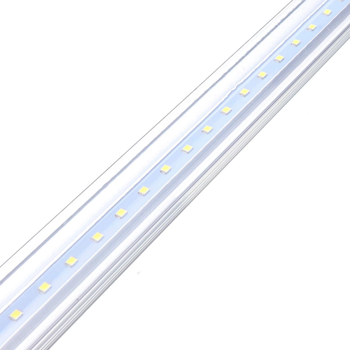 10PCS 50cm T8 G13 8W SMD2835 Fluorescent Bulbs 36 LED Tube Light for Indoor Home Decor AC85-265V