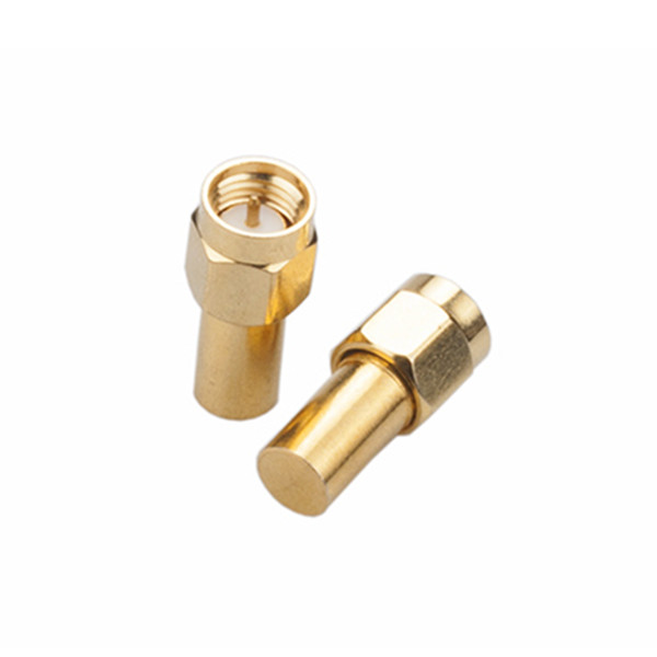 RJXHOBBY Electronics RF Connector Adapter SMA Male Coaxial Termination Loads 1W DC for Triple Feed Patch-1