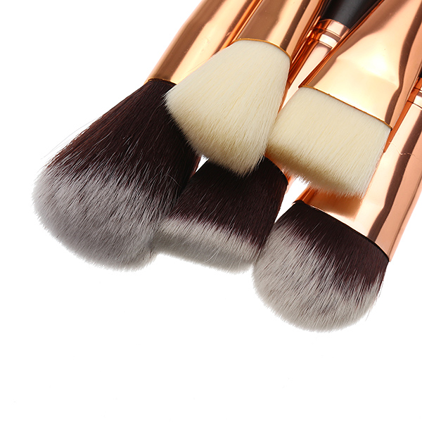 15pcs MAANGE Makeup Cosmetic Brushes Kit Set Facial Foundation Blush Blending Eyeshadow