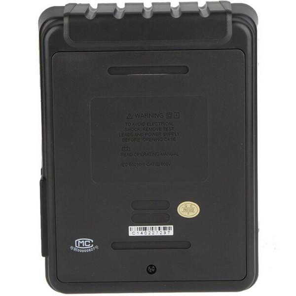 UNI-T UT511 1000V 10Gohm Digital Insulation Resistance Tester Meter MegOhm Meter Low Ohm Ohm Meter Volt Meter