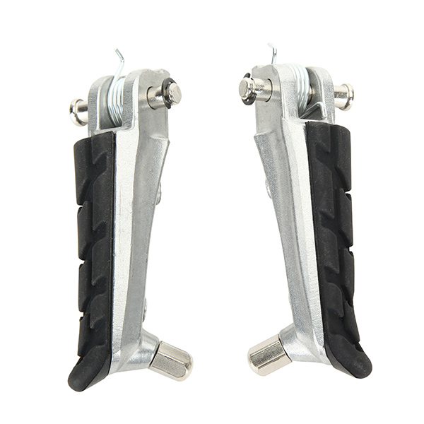 Motorcycle Front Footrest Pedal Foot Pegs for Honda CB250 CBR600F CB600F NC700