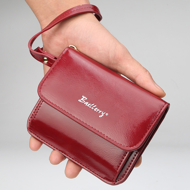 Details: Material Faux Leather Color Brown, Green, Red, Black, Pink, Purple, Apricot Weight 90g Length 12cm(4.72'') Height 10cm(3.94'') Width 2cm(0.79'') Pattern Solid Inner Pocket Coin Bag, 4 Card Slots, Money Pocket, Photo Holder Closure Zipper, Hasp Pa #purse