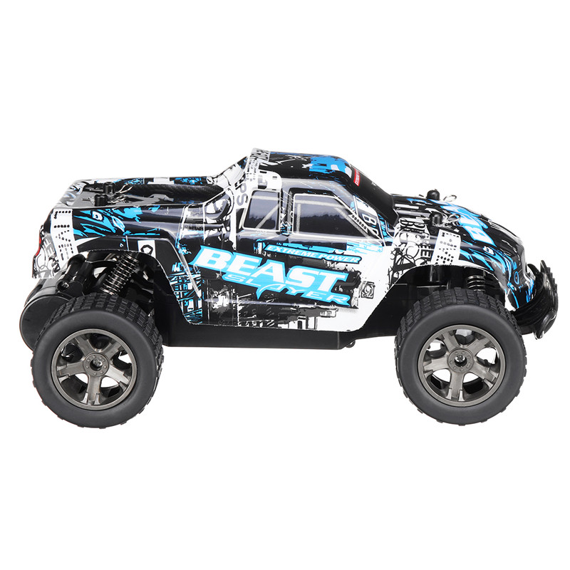 2811 1/20 2.4G 2WD High Speed RC Car Drift Radio Controlled Racing Climbing Off-Road Truck Toys