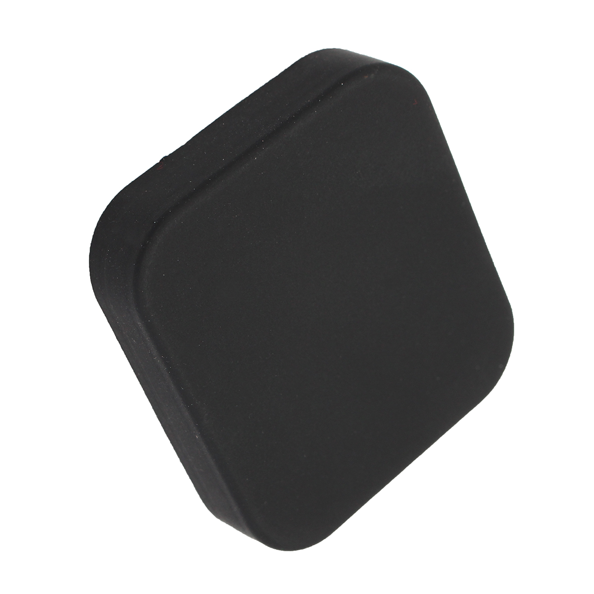 Black Silicone Protective Lens Cap Case Cover Protector For Gopro Hero 5 Camera