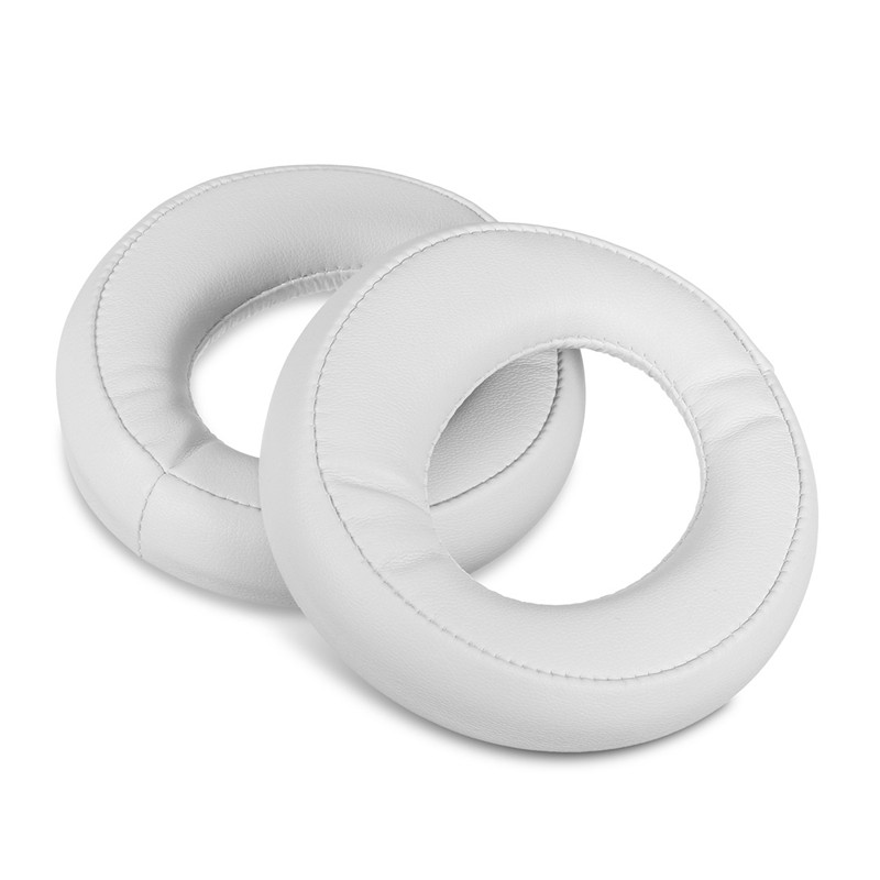 Replacement Earpads Protein Leather Memory Foam Ear Cushion Pad for PS3 PS4 7.1 L R Headphone