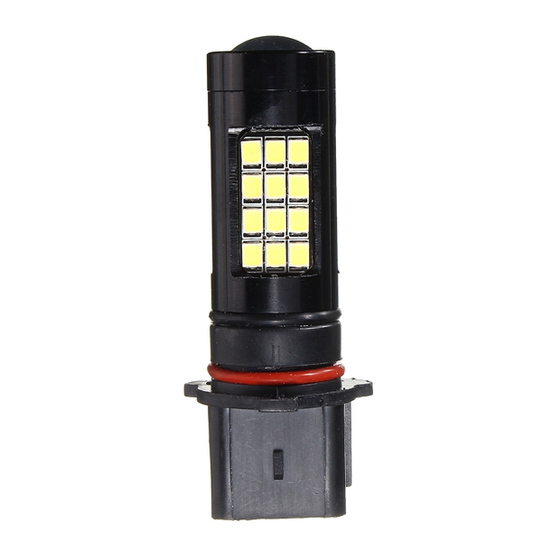 13W 12-24V 6000K White 42 SMD LED Canbus Driving DRL Fog Light Bulb