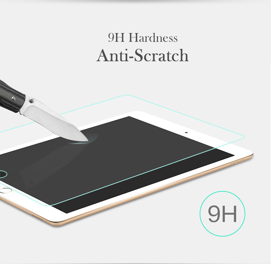 Bakeey 2.5D Anti Scratch Tempered Glass Screen Protector For iPad Air/Air 2
