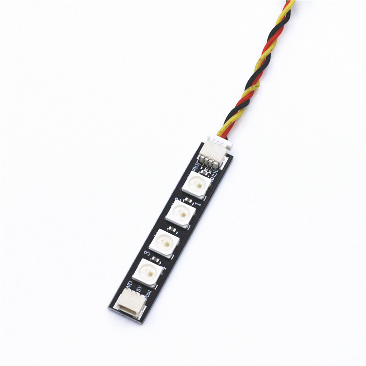 4 PCS WS2812 5V Taillight LED Light Multirotor Spare Part - Photo: 2