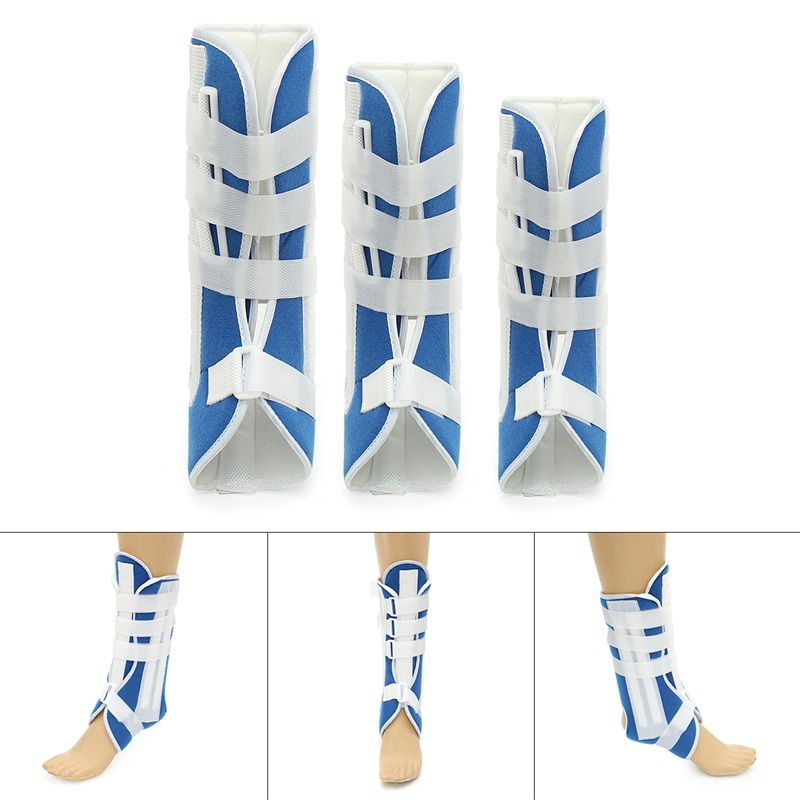 Adjustable Night Splint Foot Ankle Injured Brace Support
