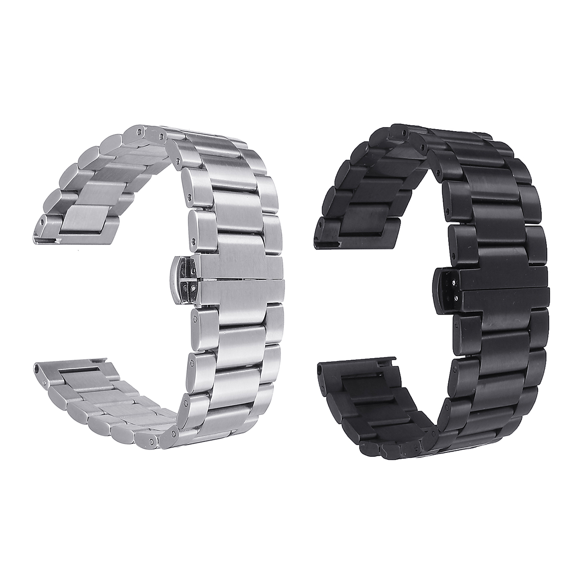 Stainless Steel Watch Band Replacement For Samsung Gala