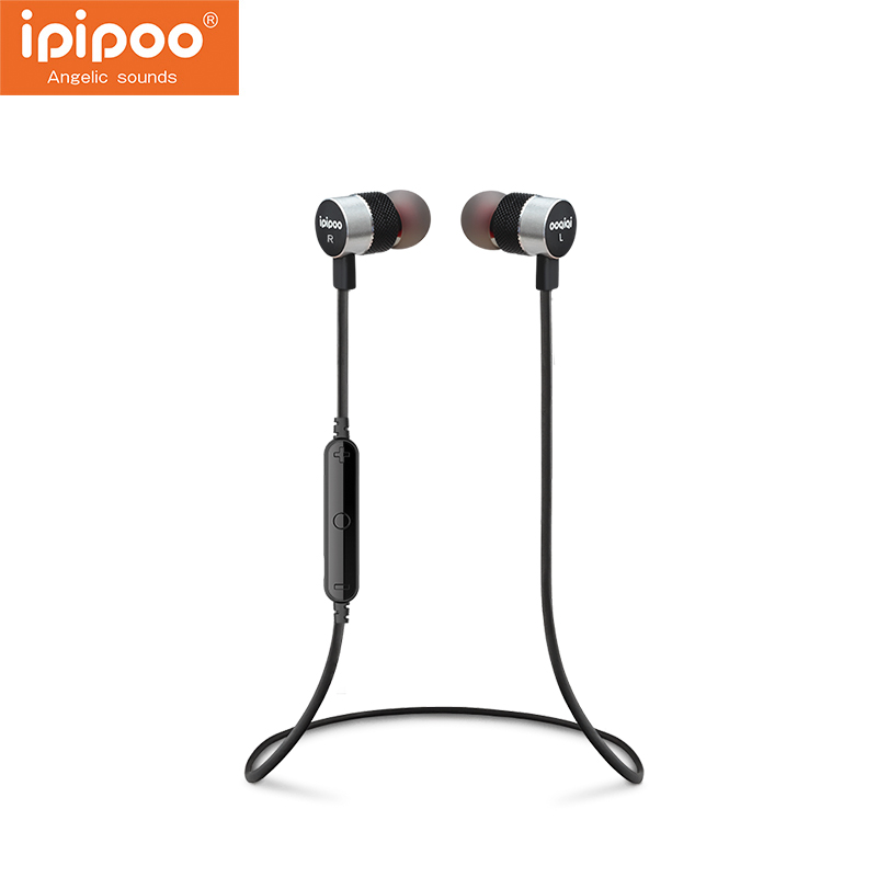 Ipipoo iL92BL Wireless bluetooth Sport Earphone Earbuds Stereo Bass Headset with Mic Hands Free