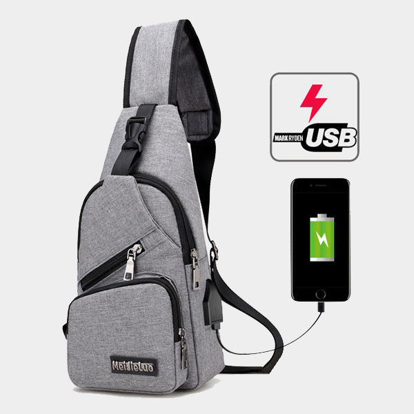 Casual Outdoor Travel Sling Bag Chest Bag