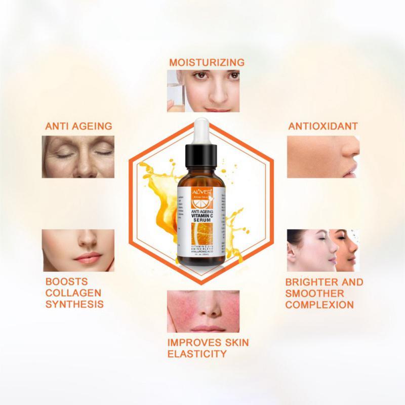 Vitamin C Essence Deep Moisturizing Acne Essence Skin Care