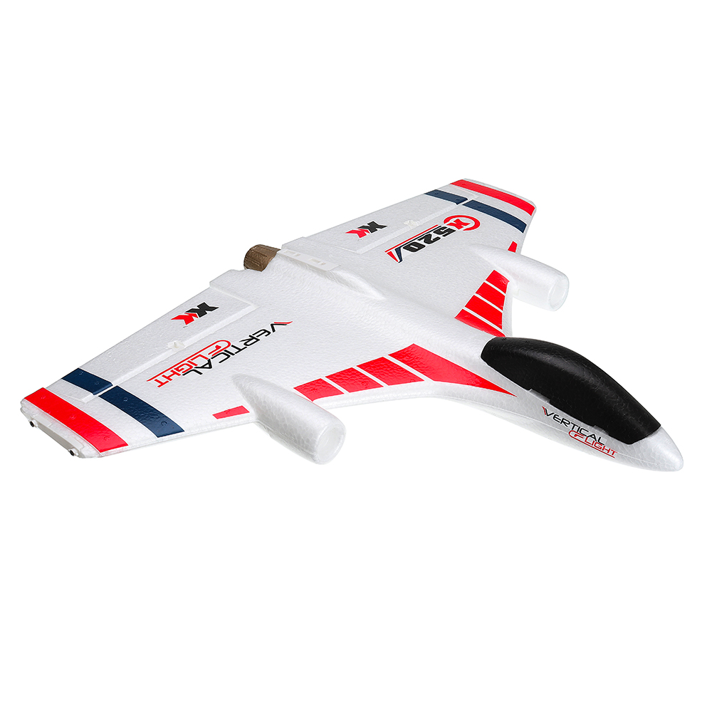 XK X520 2.4G 6CH FPV RC Airplane Spare Part Fuselage