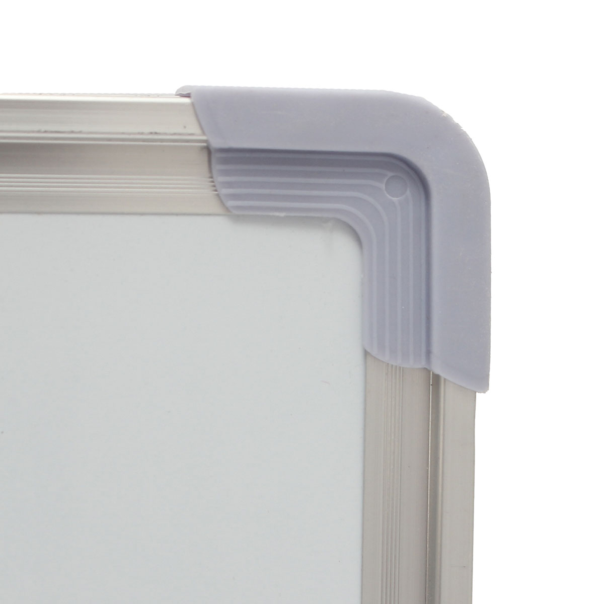 28x20 Inch Magnetic Dry Erase Whiteboard Writing Notice Board Single Side Office School Message