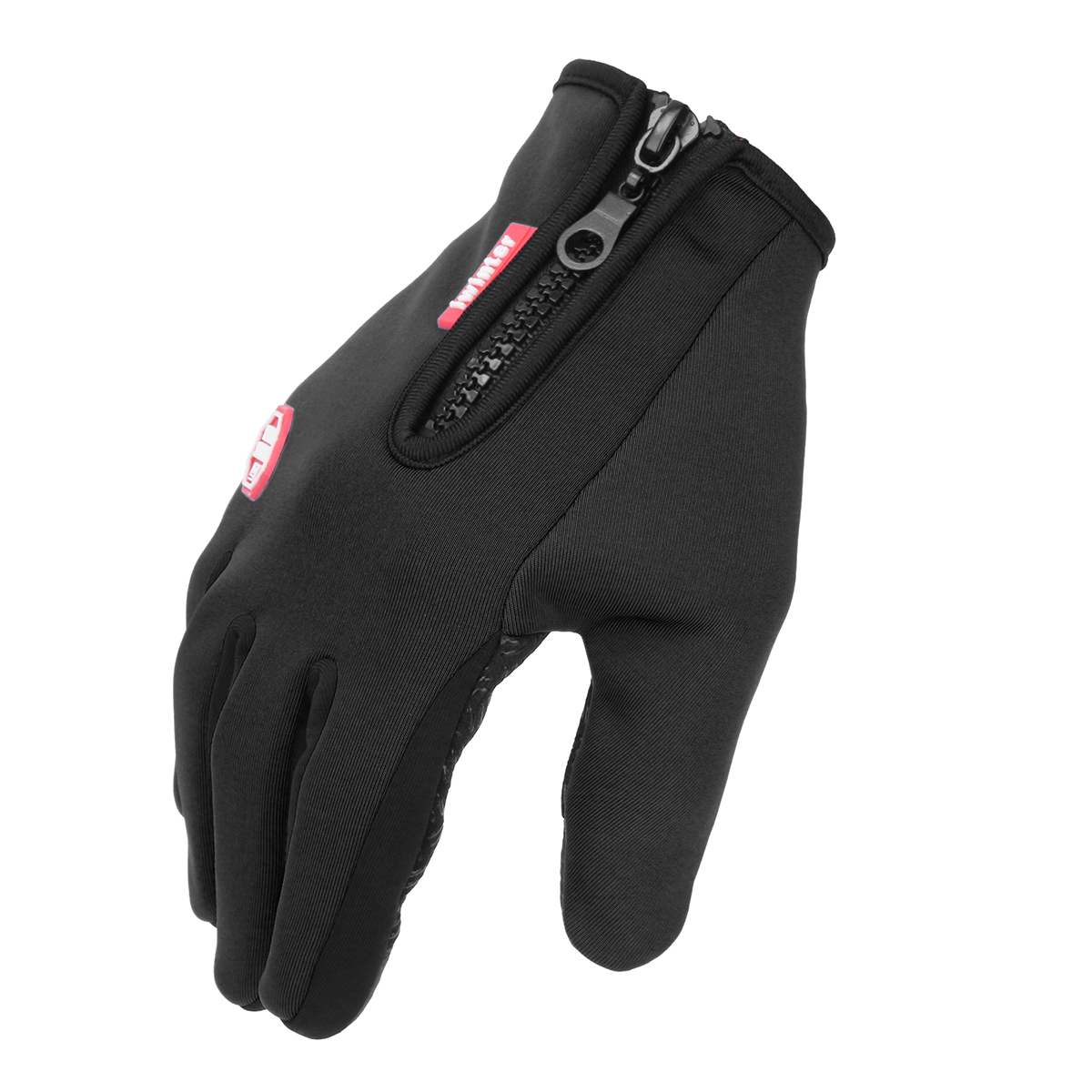 Screen Touch Bike Gloves Spring Autumn Keep Warm Moto Gloves Full Finger Motorbike Unisex