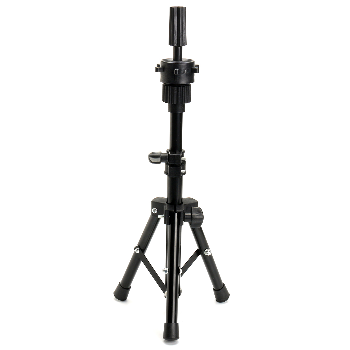 Adjustable Hairdressing Tripod Wig Stand