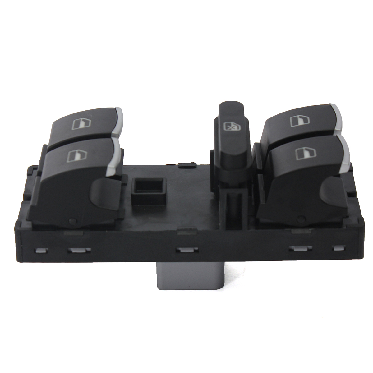 Black Electric Power Window Master Switch for VW MK5 MK6 Passat