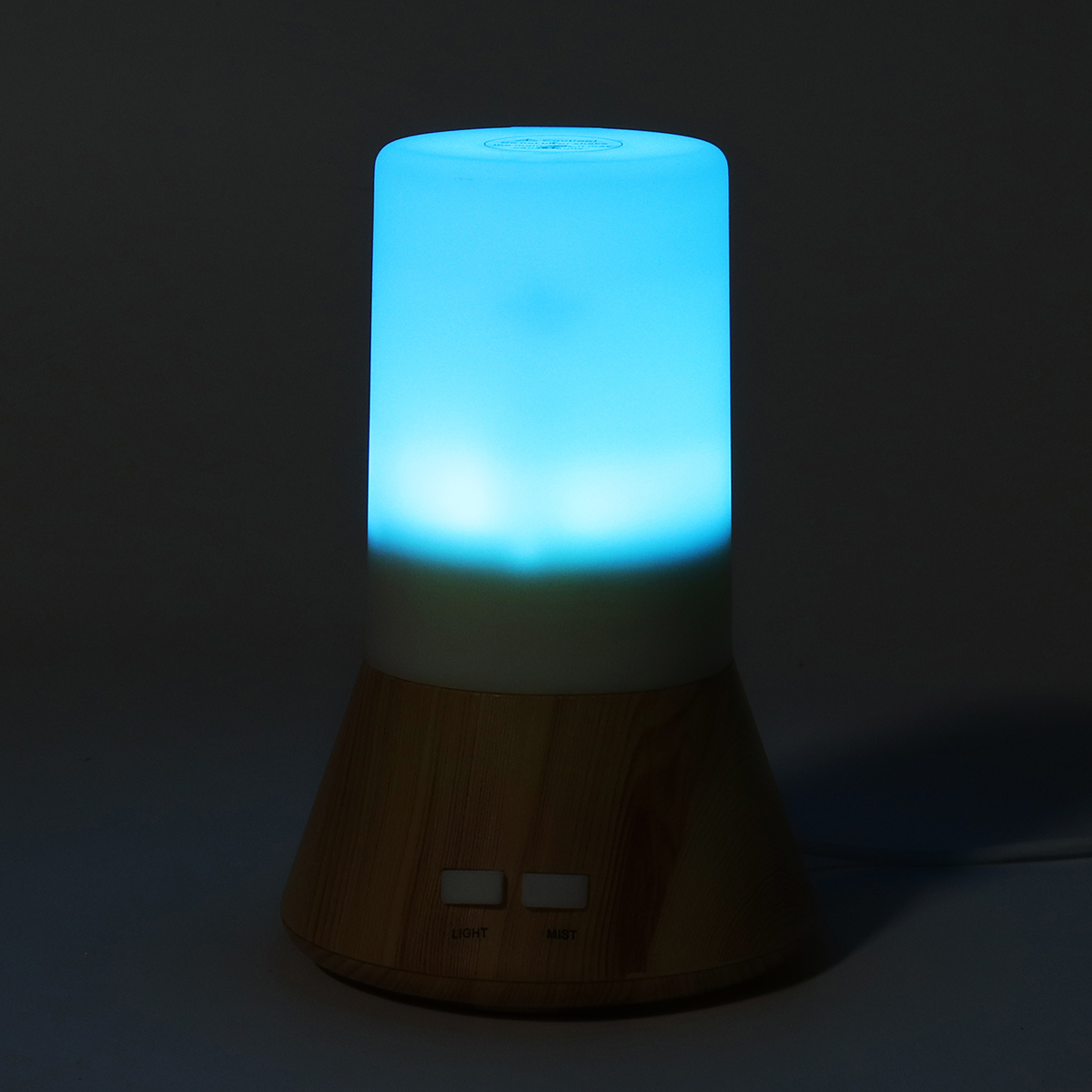 USB Aroma Humidifier Smart bluetooth Audio Colorful Lights Automatic Wood Fragrance Machine