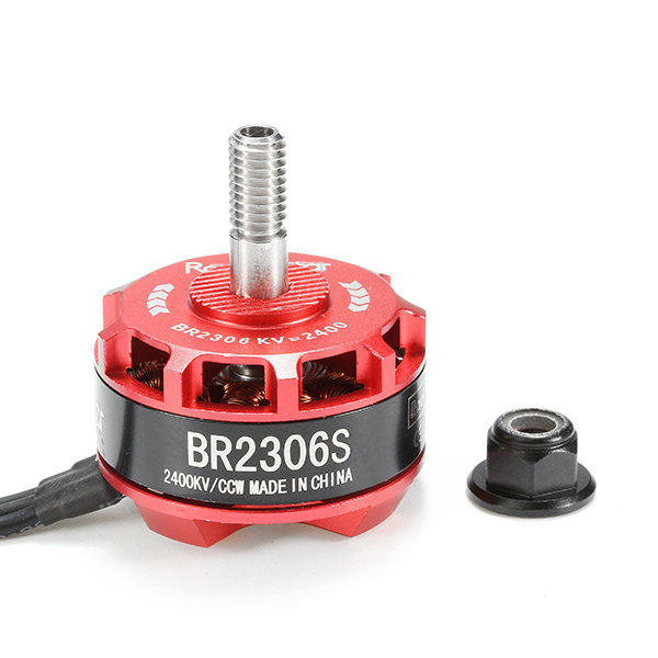 4X Racerstar Racing Edition 2306 BR2306S 2400KV 2-4S Brushless Motor For X210 X220 250 for RC Drone FPV Racing