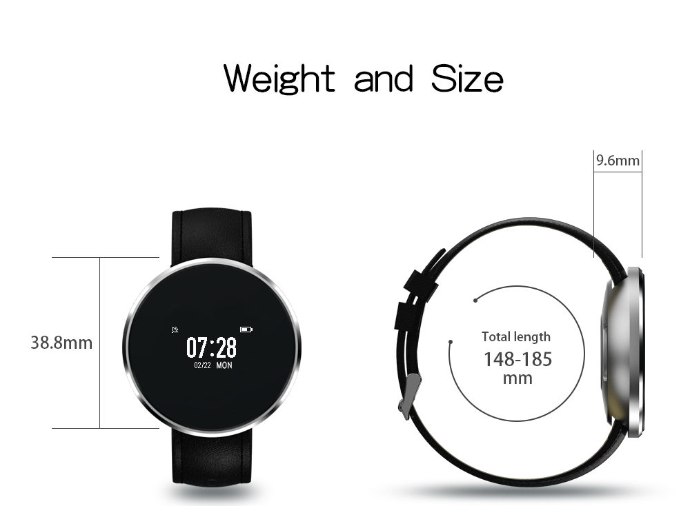 KALOAD X7S Smart Waterproof Oxygen Blood pressure Heart Rate Monitor Sports Watch for Android IOS