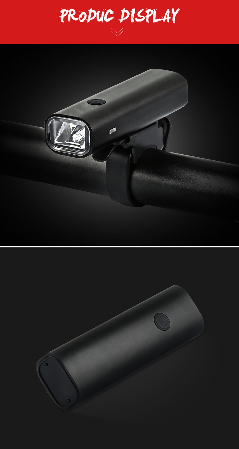 XANES XL01 600LM XPG-2 Bicycle Light USB Rechargeable Battery Front Holder Waterproof Bike Lamp