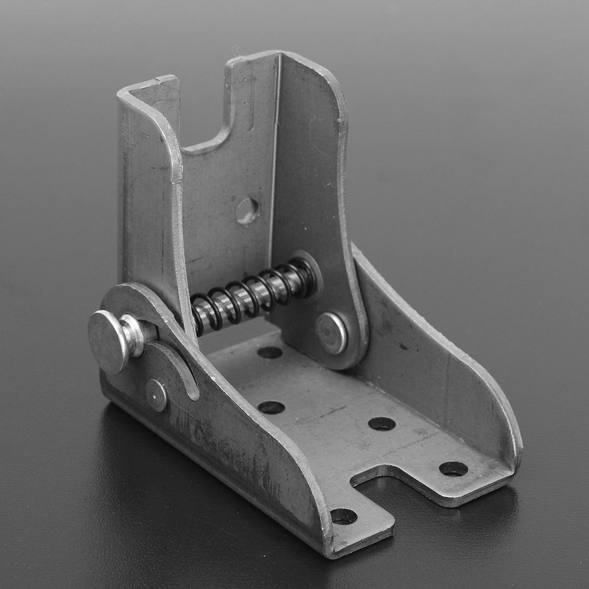 90 degrees Steel Folding Table Leg Bracket for 38x38 mm Legs